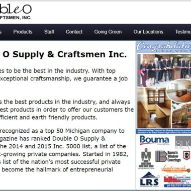 Double O Supply and Craftsmen INC.